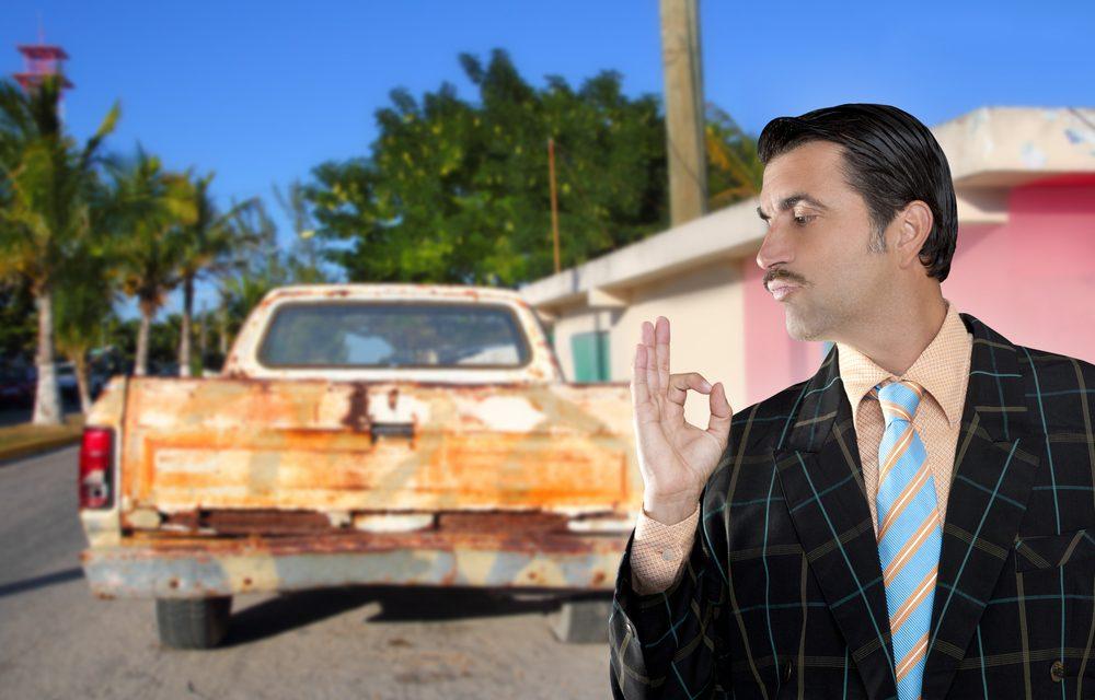 Trust Me…I'm a Car Dealer (Part 1 of 3)