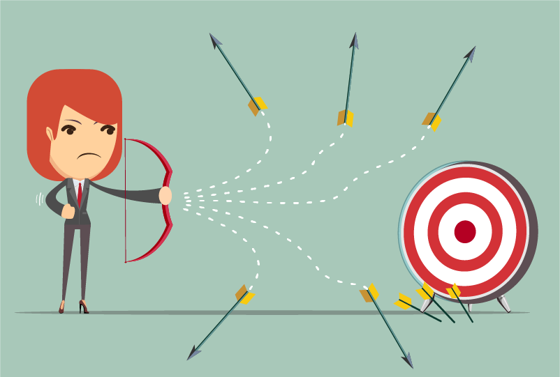 READY, FIRE, AIM! Why You're Not Hitting Your Targets (Part 1 of 2)