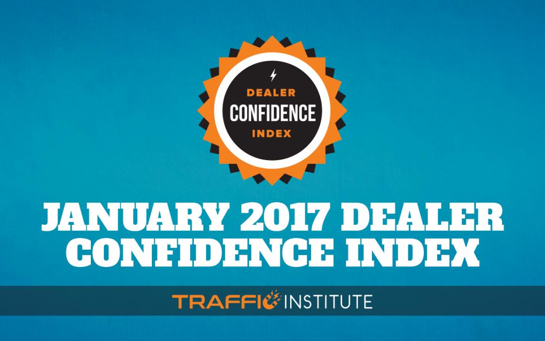 January 2017 Dealer Confidence Index