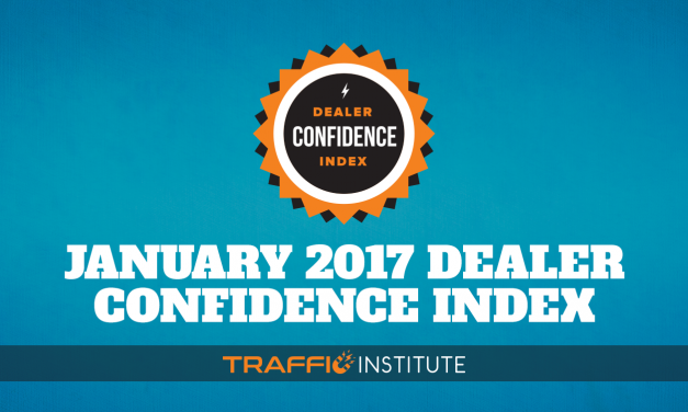January 2017 Dealer Confidence Index
