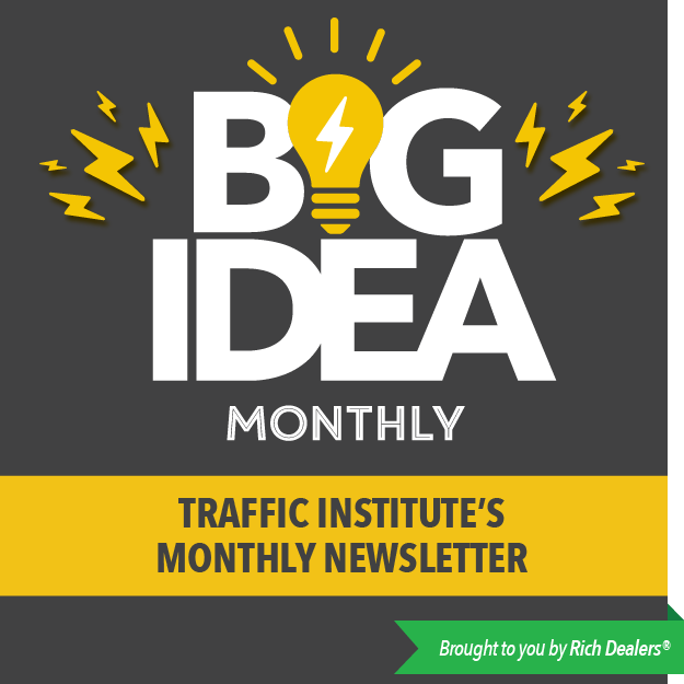 Subscribe to the Big Idea Monthly Newsletter
