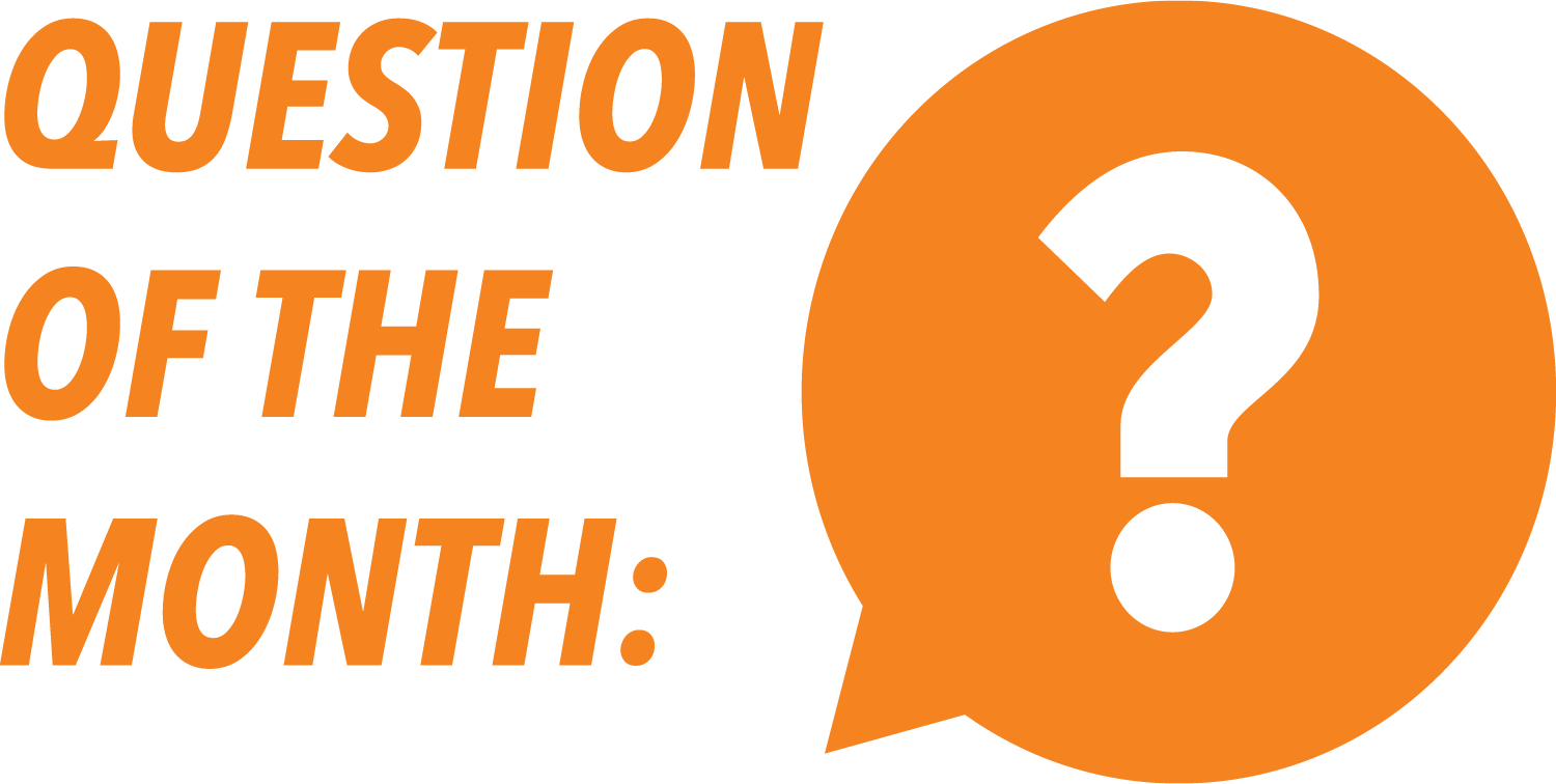 Question of the Month Icon